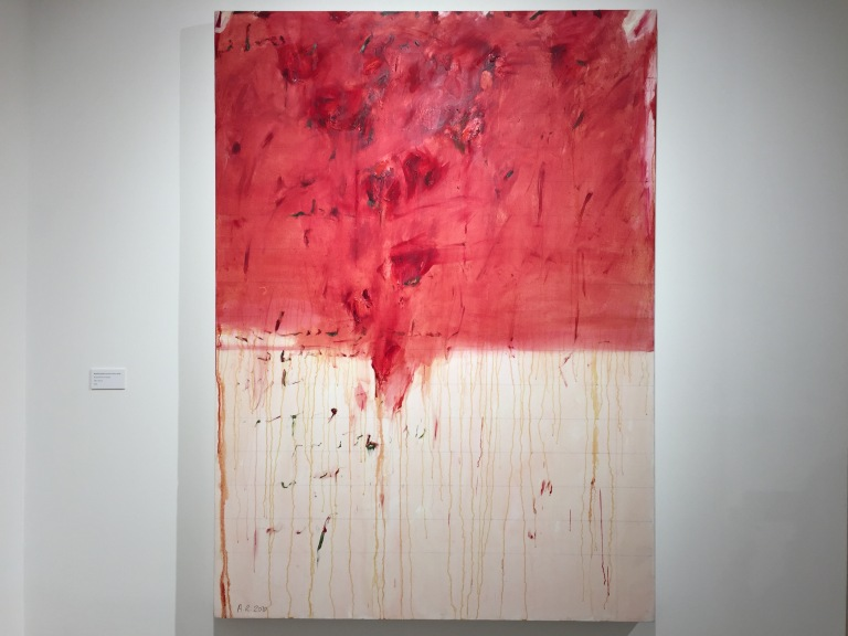Azadeh Razaghdoost at Sophia Contemporary Gallery (©OneartCitizen)