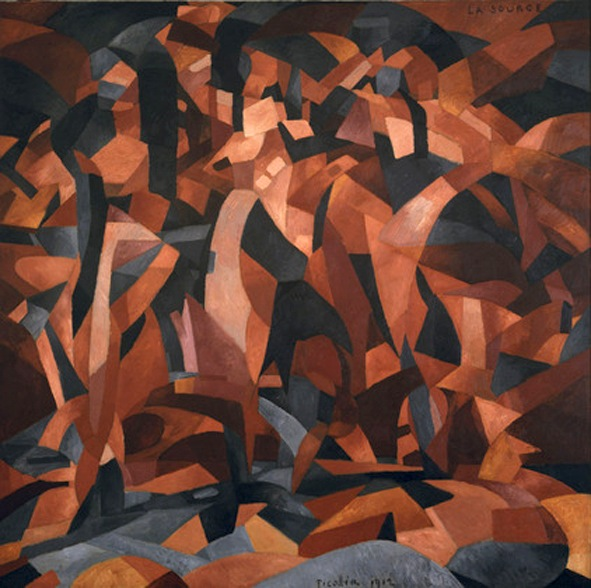 La Source by Francis Picabia, 1912