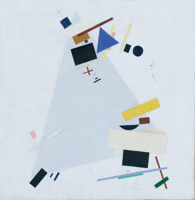 Kazimir Malevich, Dynamic Suprematism