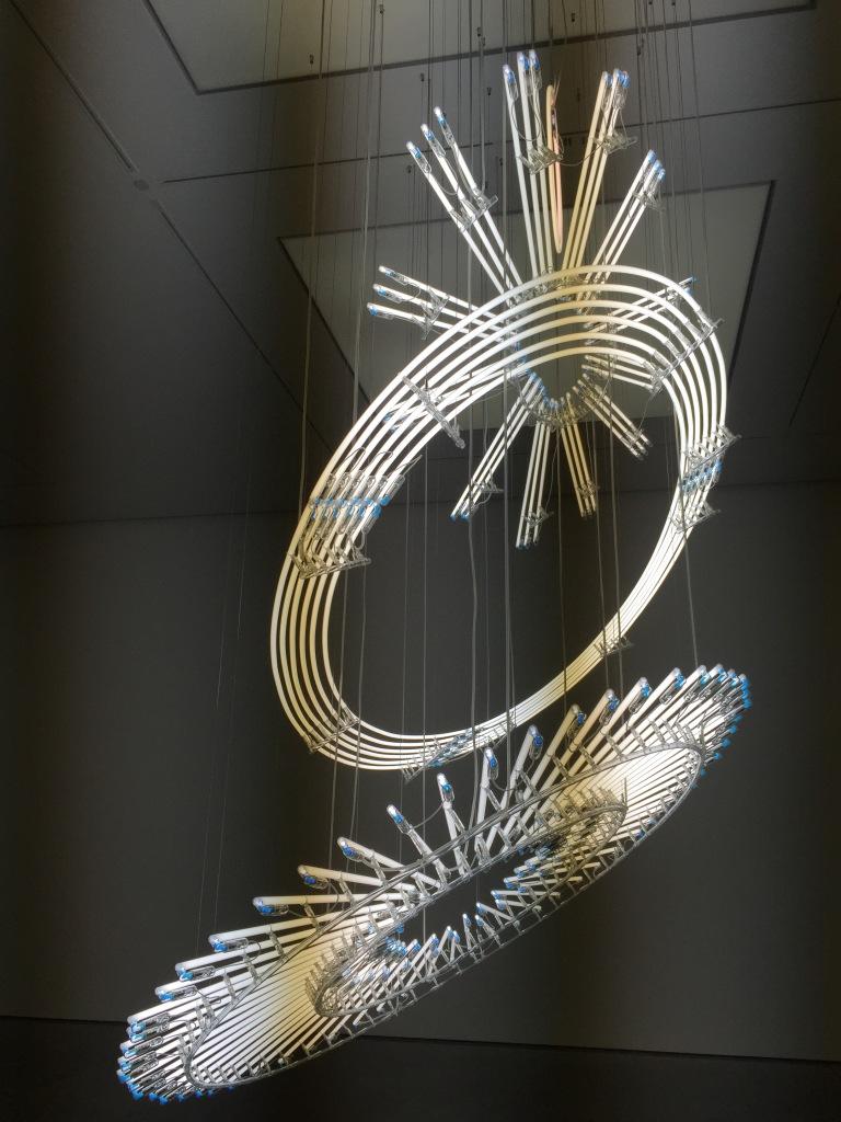 White Cube - Cerith Wyn Evans - Installation 13