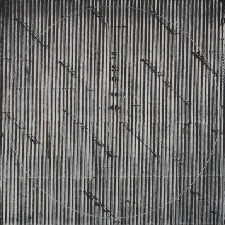 Jack Whitten - Epsilon Group I, 1976