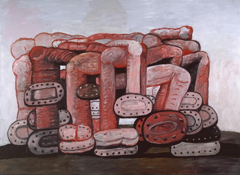 Monument by Philip Guston