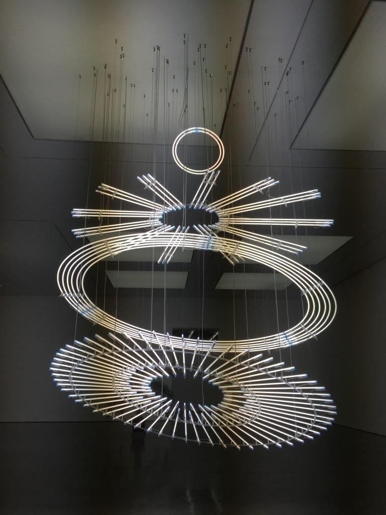 White Cube - Cerith Wyn Evans - Installation 12