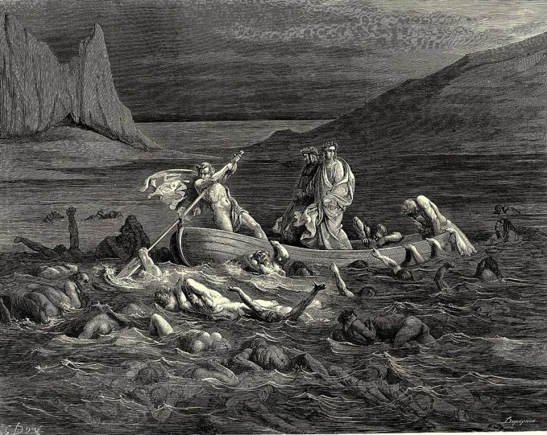 Dante's Inferno by Gustave Doré