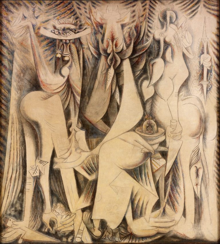 The Eternal Present - Wifredo Lam