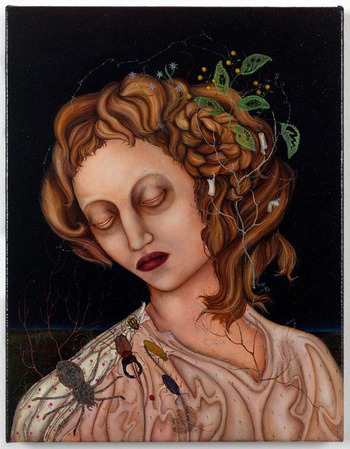 Anj Smith - The Flowering of Phantoms
