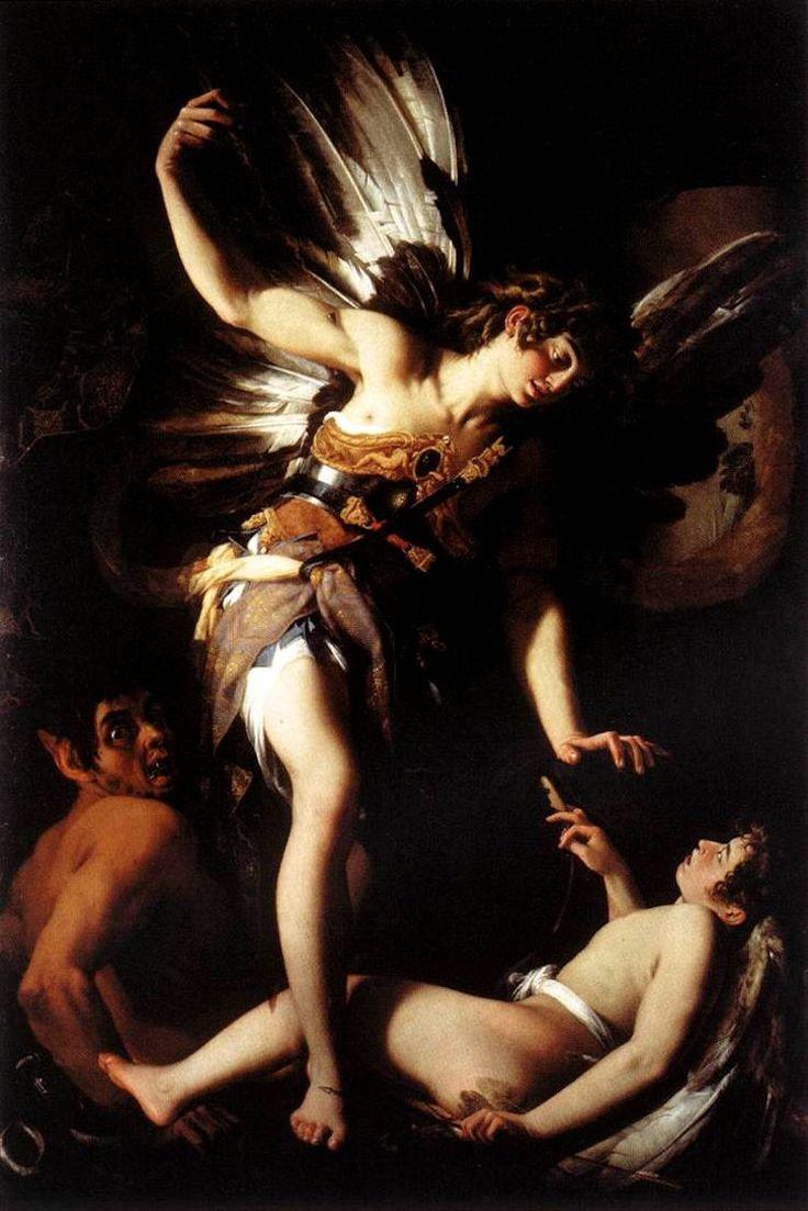Giovanni Baglione - Sacred and Profane Love
